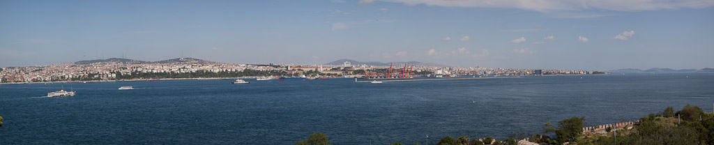 Turkey - Istanbul - Asian coast